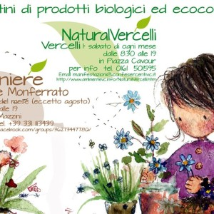 Il Paniere Mercato Biologico a Casale Monferrato