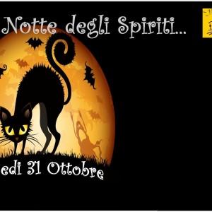 La Notte degli Spiriti….