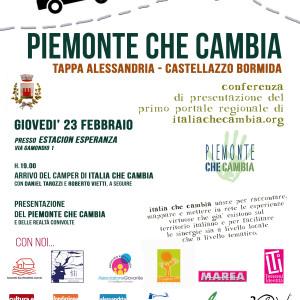 23 Febbraio Piemonte Che Cambia