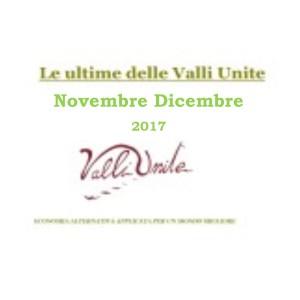 Le Ultime delle Valli Unite Novembre Dicembre