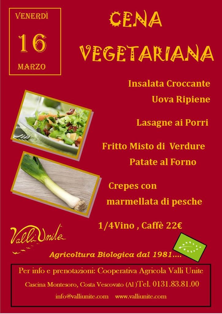 16.03.2018 cena vegetariana