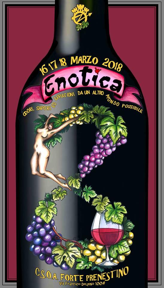 Enotica – Roma  16 17 18 Marzo