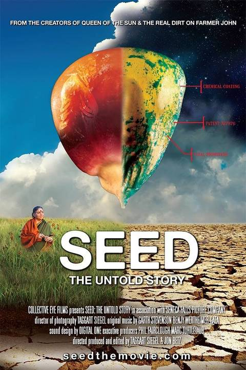 All'interno del Rural Film Fest Proiezione di Seed