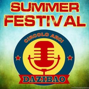 Dazibao Summer Festival 6,7 Luglio