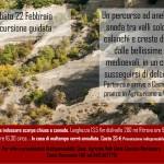 22.02.2019 escursione calanchi s.alosio