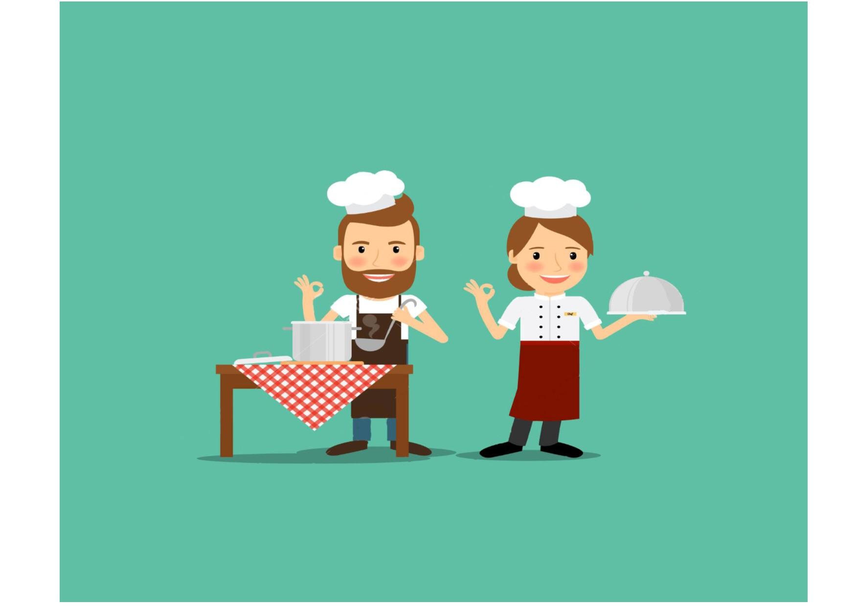 Il sogno di un Cuoco o di una Cuoca…
