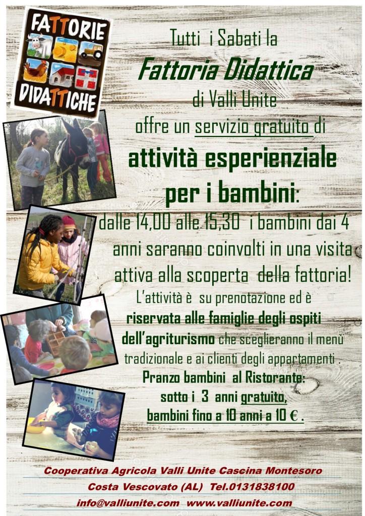 sabati attivita gratuita bambini