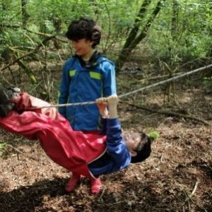 Giocare nel bosco con le corde Workshop formativo
