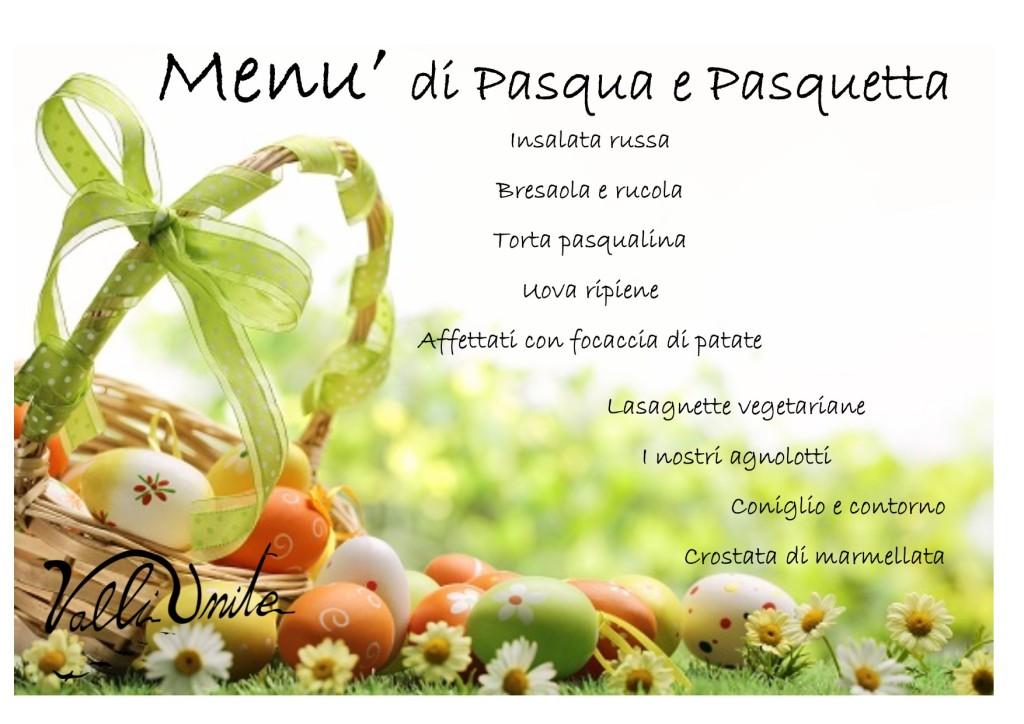 menu pasqua pasquetta 2020 agrit