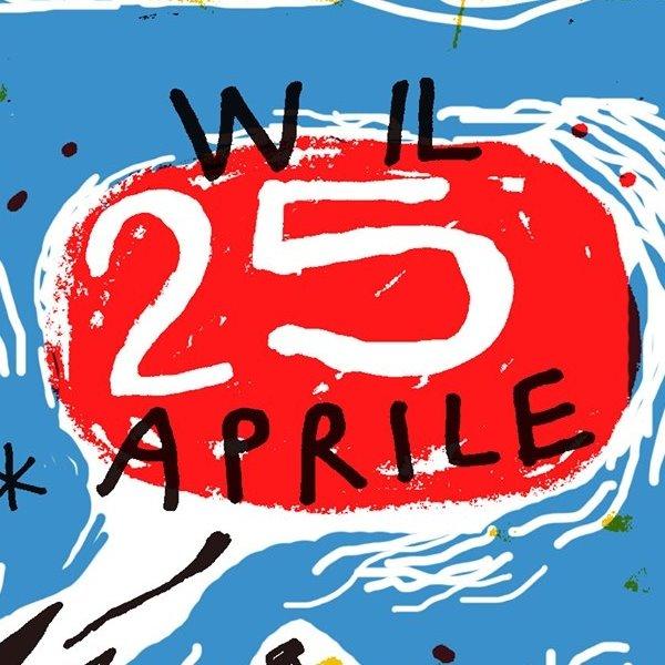 25 Aprile 2020 NON CI SI LIBERA DA SOLI