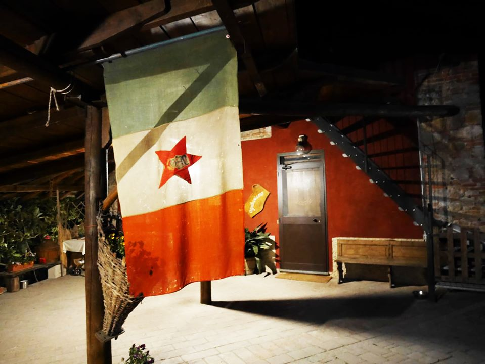 bandiera partigiani