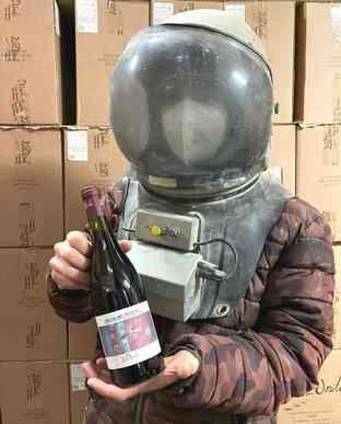 astronauta berry